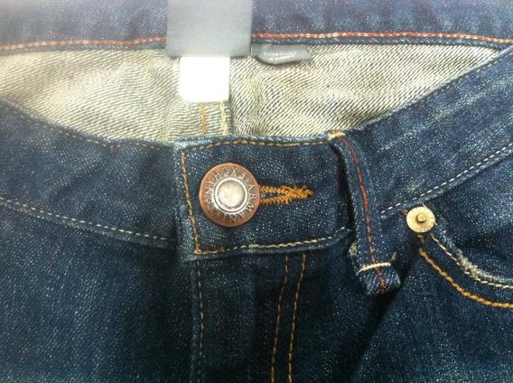 Pantalon Armani/exchange, Dirty Vintage Jeans, Dama 8 Short