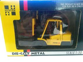 Miniatura- Empilhadeira Huster 80xm