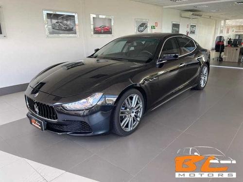 Imagem 1 de 13 de Maserati Ghibli 3.0 V6 Automático