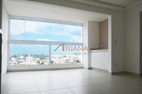 Apartamento Com 2 Dormitórios Para Alugar Por R$ 2.500/mês - Itu Novo Centro - Itu/sp - Ap0506