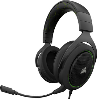 Audifonos Diadema Gamer Corsair Pc Xbox One Ps4 Nintendo Headset Celuares Microfono Jack 3.5mm Comodos Resistentes