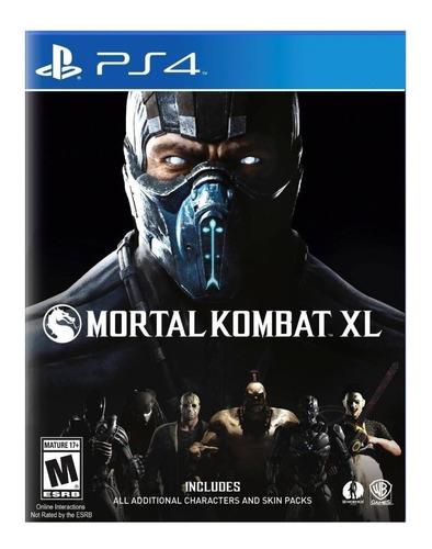 Mortal Kombat XL Warner Bros. PS4 Digital