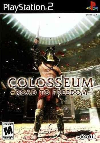 Colosseum: Road To Freedom - Playstation 2