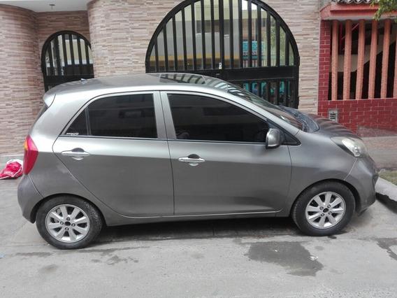 Kia Picanto A Gas Y Gasolina 2013