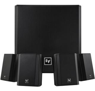 Electro Voice Evid S44 Bafles De Instalación + Subwoofer