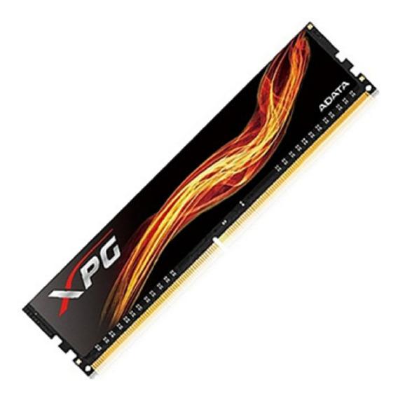 Memória Para Pc Gamer Adata Xpg Flame, 8gb, 2400mhz, Ddr4