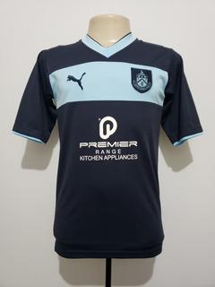 Camisa Oficial Futebol Burnley Inglaterra 2012 Third Puma P