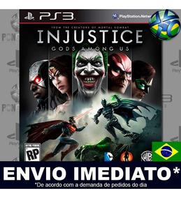 Jogo Injustice Gods Among Us Ultimate Edition Ps3 Promoção