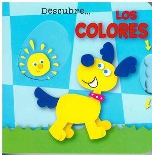 Imagen 1 de 1 de Libro Juega Y Descubre Los Colores Pd