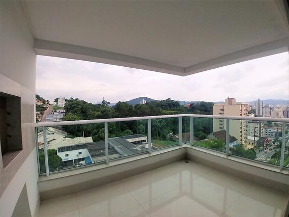 Venha Morar No Topo Da Rua Joinville Em Um Empreendimento De Alto Padrão. - 6002097v