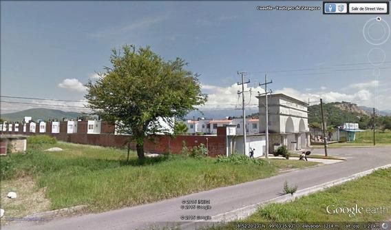 Cuautla Cuernavaca Km 25.5 Terreno Plano 1000m2 Yautepec