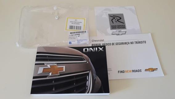 Manual Do Proprietário Gm Onix 52126888