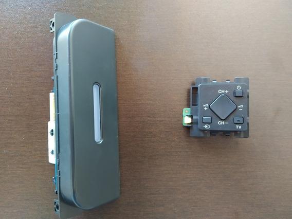 Teclado E Sensor Tv Sony Kdl 50w805c