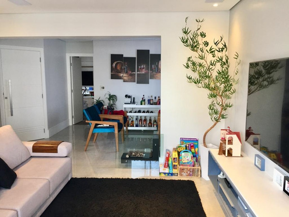 Apartamento Com 2 Dormitórios À Venda, 130 M² Por R$ 750.000,00 - Vila Bastos - Santo André/sp - Ap12276