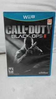 Call Of Duty: Black Ops 2 Wii U