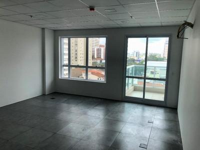 Conjunto Em Vila Clementino, São Paulo/sp De 38m² Para Locação R$ 1.950,00/mes - Cj207493