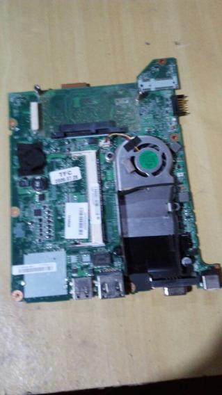 Placa Mae Netbook E-max. E-emob Com Defeito