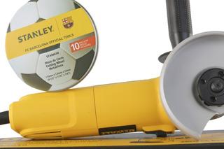 Amoladora Angular Dewalt 4 1/2 115 Mm 750w + 10 Discos Corte