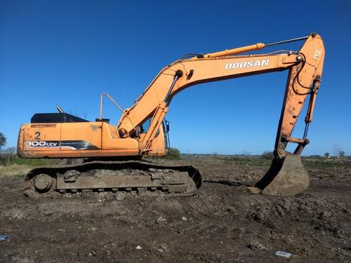 Excavadora Doosan  300 L-cv