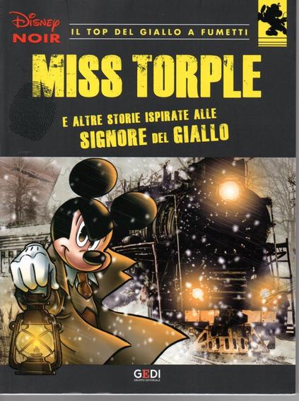 Disney Noir Italiano 1 - Gedi 01 - Bonellihq Cx363 I18
