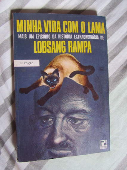 Minha Vida Com O Lama - Lobsan Rampa 3ª Edição