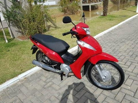 Honda Biz 125 Ks 2012 C/ Só 6 Mil Kms Único Dono Super Nova