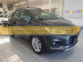 Nueva Chevrolet Tracker 1.8 N Ltz+ Atomatica 4x4 Awd Ep