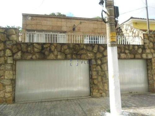 Imagem 1 de 14 de Casa 180m², 2 Dormitorios,  3 Vagas - Ipiranga - Ca1609