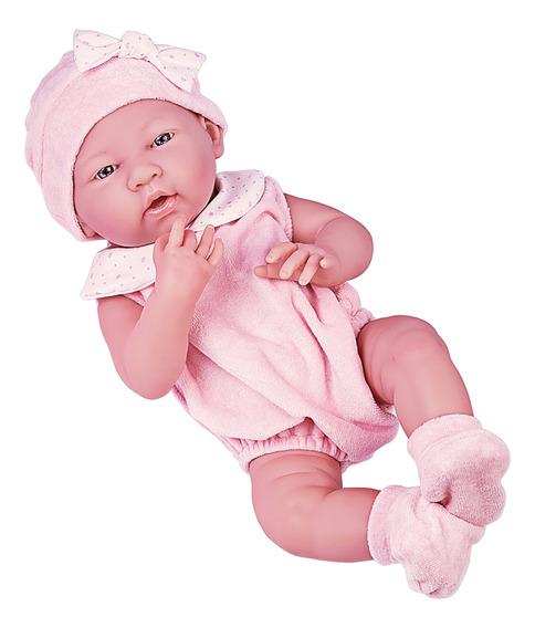 Boneca Baby Ninos Recém Nascida Berenguer Boutique Cotiplás
