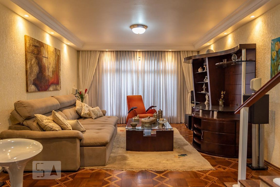 Casa Para Aluguel - Mooca, 3 Quartos, 226 - 893013649