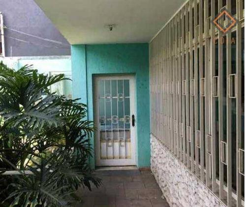 Sobrado Com 4 Dormitórios, 329 M² - Venda Por R$ 2.620.000,00 Ou Aluguel Por R$ 15.000,00 - Perdizes - São Paulo/sp - So8218