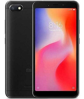 Celular Xiaomi Redmi 6a (android Pie) 2gb Interna(32interna