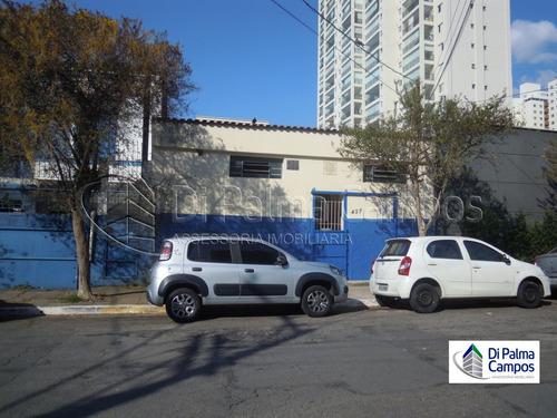 Imagem 1 de 15 de Casa Térrea Comercial Com 404 M² No Ipiranga - Dp4851