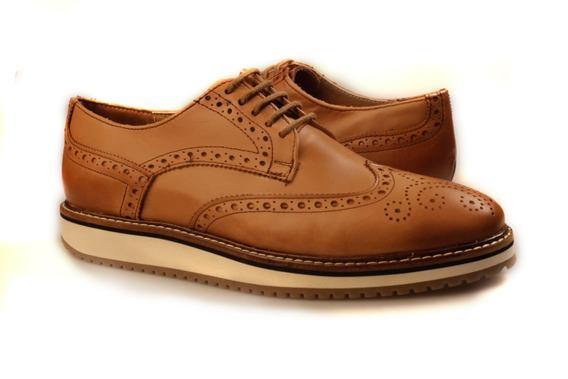 Zapatos De Moda Piel Hombre Con Envio Urban Access 4103