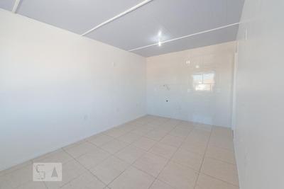 Apartamento Térreo Com 1 Dormitório E 1 Garagem - Id: 892908655 - 208655