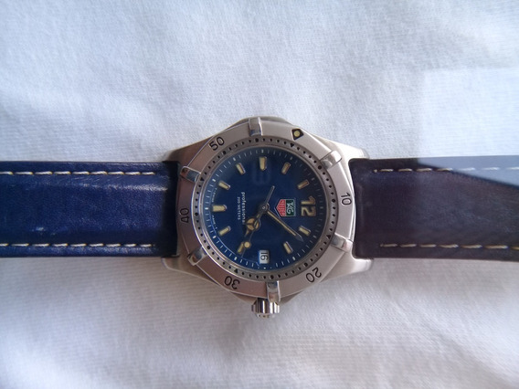 Relogio Tag Heuer Professional Wk1213 Rd7186