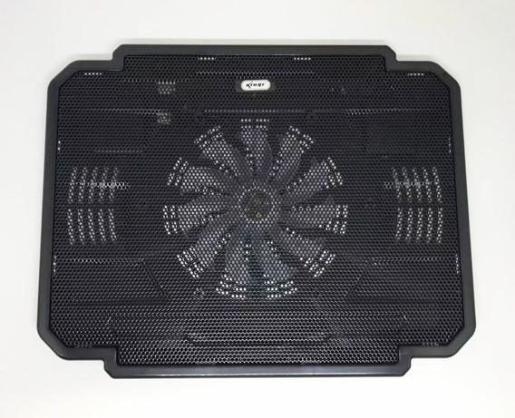 Base Cooler Led Suporte Notebook Universal Até 17 Kp-9012