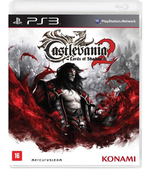 Castlevania Lords Of Shadow 2 Ps3 Mídia Física