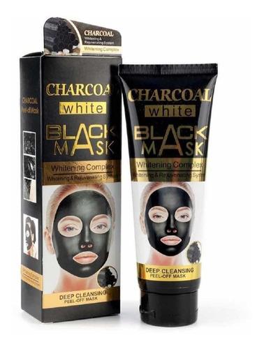 Mascarilla Negra Para Puntos Negros 130 Ml Wokali