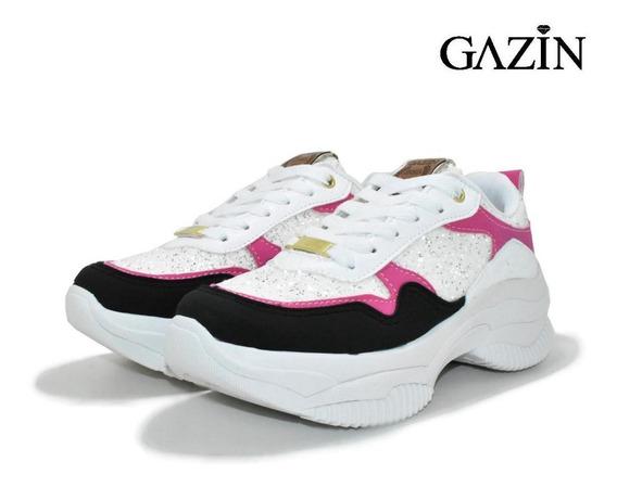 Tênis Gazin Feminino Promoção Lançamento-frete Grátis