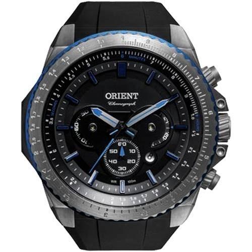 Relógio Orient Mbtpc004 Masculino Sport Caixa De Titânio