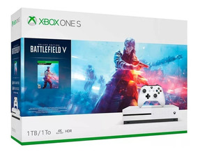 Console Xbox One S 1 Tb 4k + Battlefield V