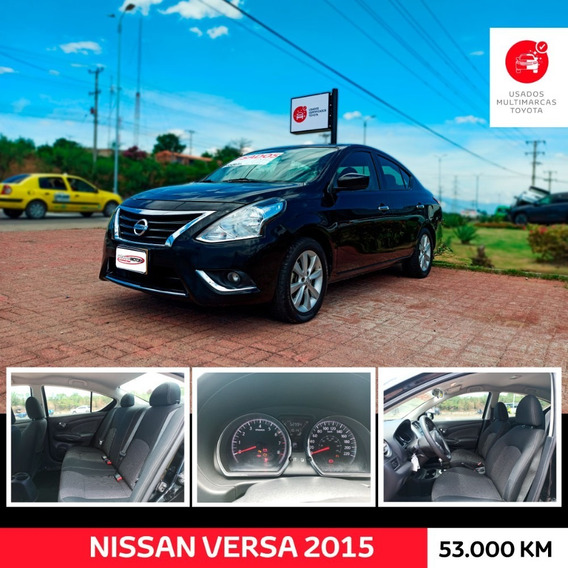 Se Vende Nissan Versa Advance 2015