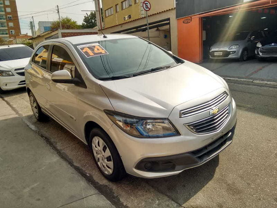 Chevrolet Onix Hatch Lt 1.4 8v Flexpower 5p Aut 2014