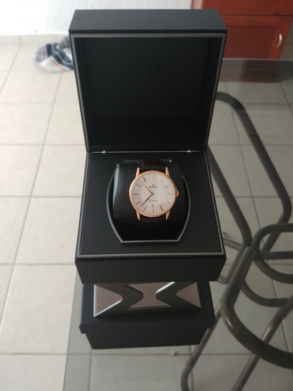 Reloj De Mano Marca Edox