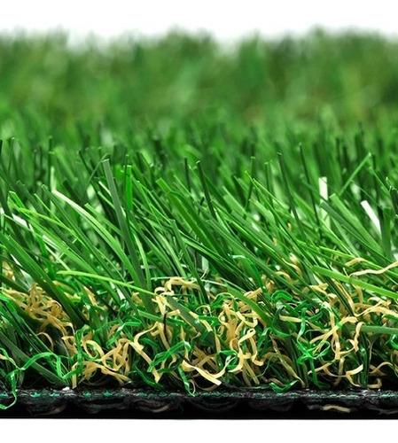 Imagen 1 de 3 de Césped Sintético Pasto Artificial  Verde  Riva  Por Metros