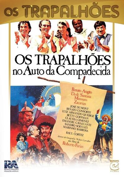 Os Trapalhões No Auto Da Compadecida - Dvd - Renato Aragão