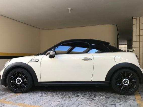Mini Cooper Coupé S 1.6 - 18cv Cambio 7 Velocidades