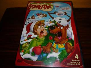 Dvd - Scooby Doo - Escalofriante Navidad - Infantil-tv - Exc
