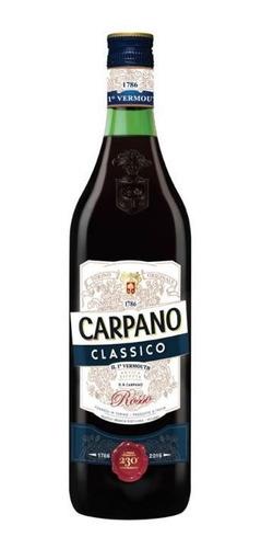 Vermouth Carpano Classico Rosso 1000ml